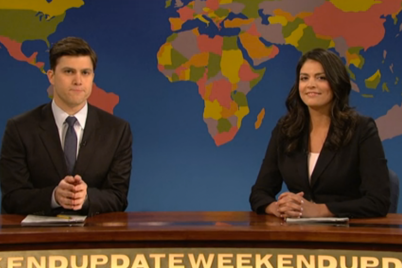 Saturday Night Live Weekend Update Michael Che To Replace Cecily Strong