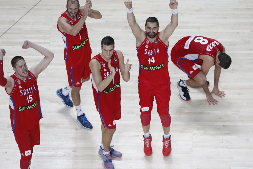 Serbia national basketball team