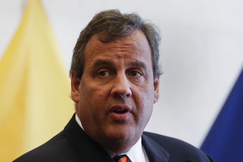 Chris Christie News Conference