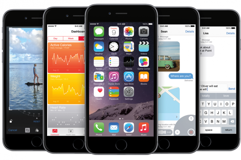 iphone operating system apple ios 8 update wary iphone users aren t installing 8260