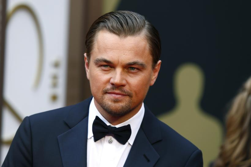 Leonardo DiCaprio UN Messenger of Peace