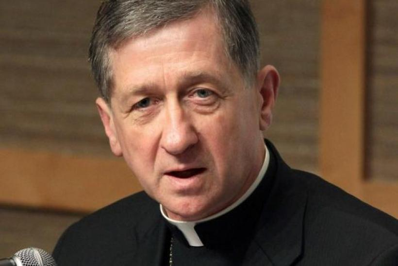 Archbishop of Chicago Blase Cupich, June 16, 2011