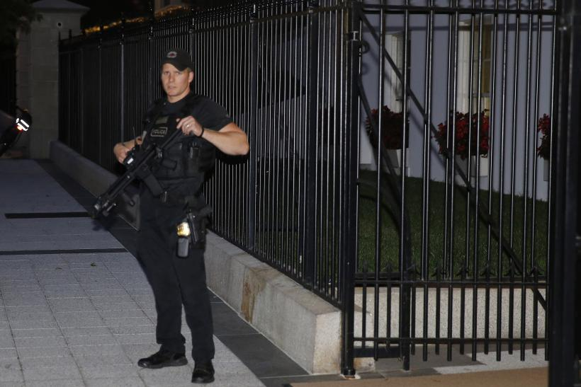 Man Arrested In Fresh White House Intrusion Attempt
