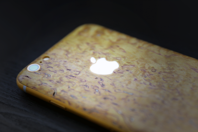 Custom iPhone 6 Models Are Remade With Luxury Materials Like