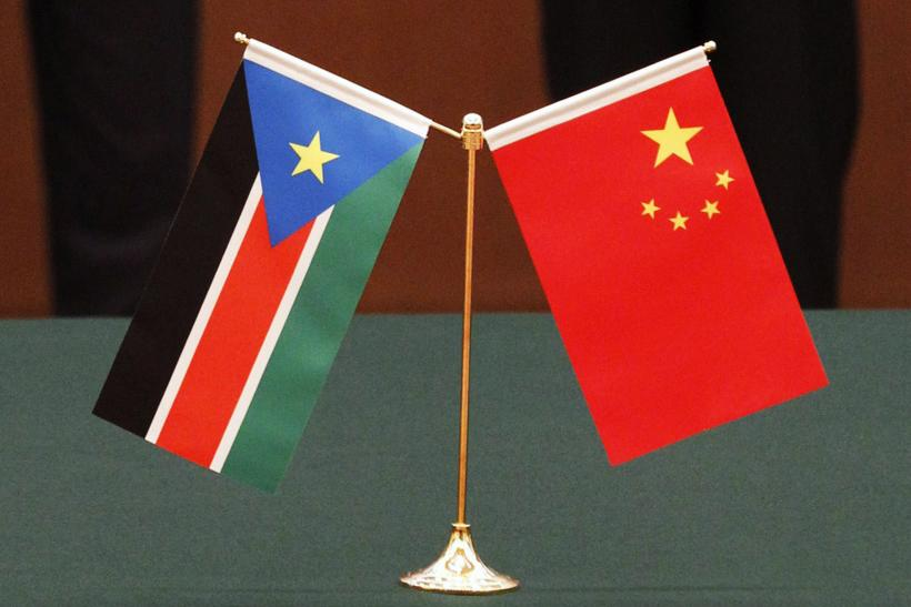 China and South Sudan