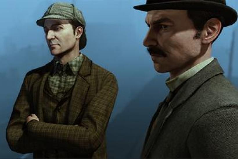 Sherlock Video Game Thumb