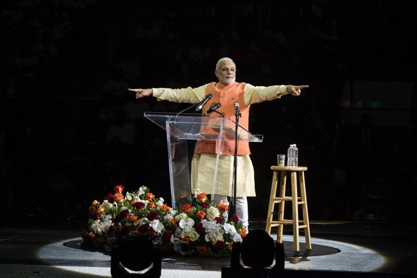 Narendra Modi At Madison Square Garden