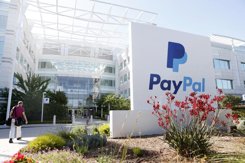 PayPal Headquarters In San Jose, Calif.