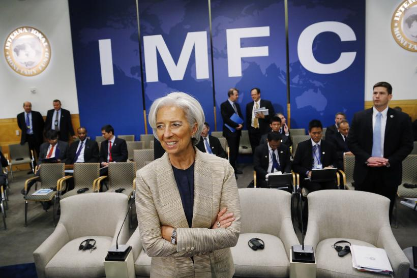 IMF and World Bank, April 20, 2013