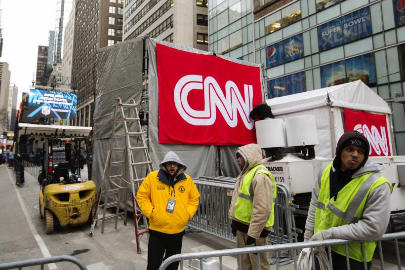 CNN Layoffs