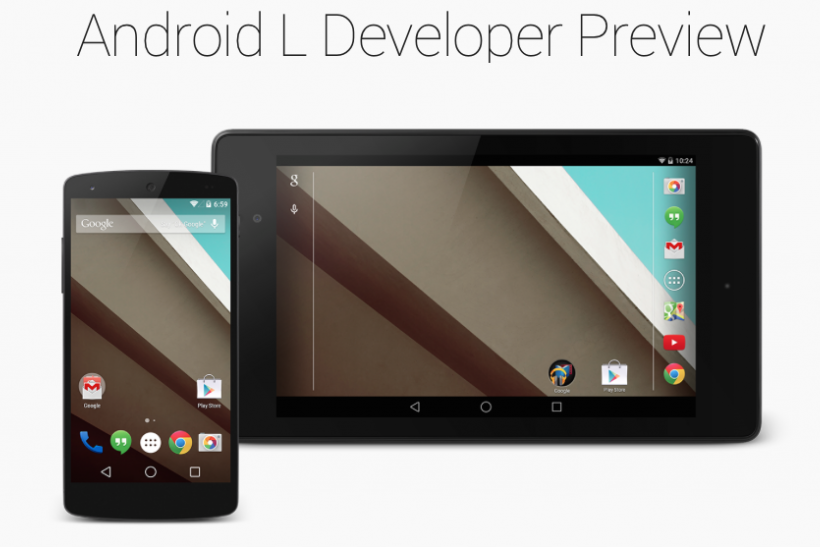 android l developer