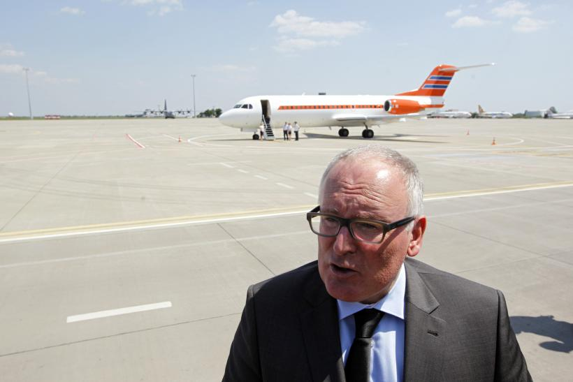 Flight MH17: Dutch Foreign Minister Says Downed Malaysia Airlines