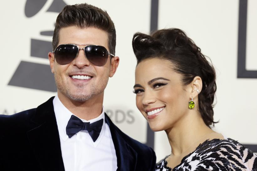 Robin Thicke_Paula Patton
