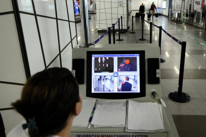 Airport Ebola Screenings