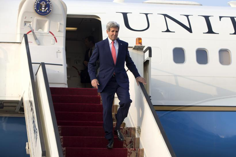 Kerry Gaza donors