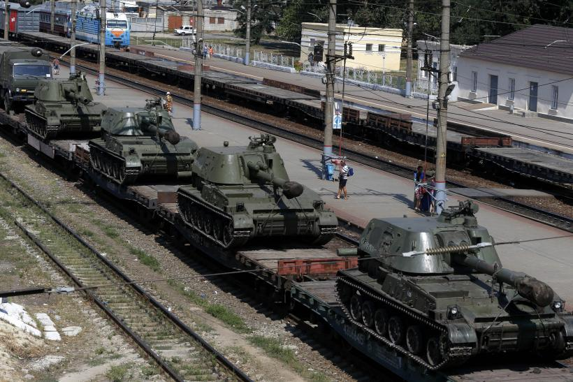 Putin orders Russia forces pullback