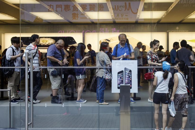 Apple iPhone 6 Pre Orders China