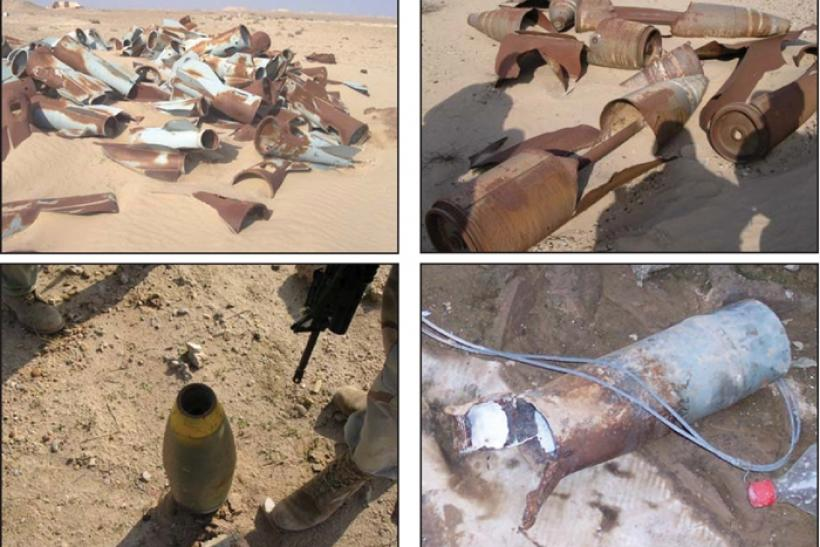 iraq chemical weapons