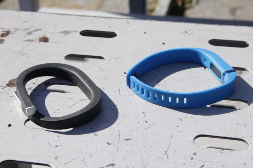 fitbit flex versus jawbone up24 battle of the most popular fitness