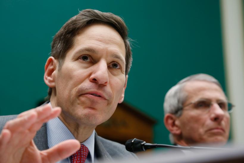 Thomas Frieden, Anthony Fauci