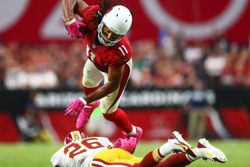 Larry Fitzgerald Arizona Cardinals 2014