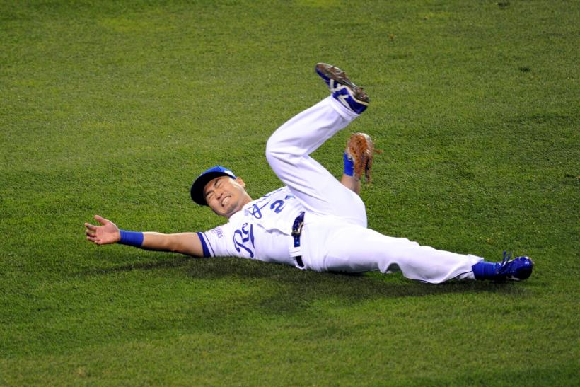 kansas City Royals 2014 World Series