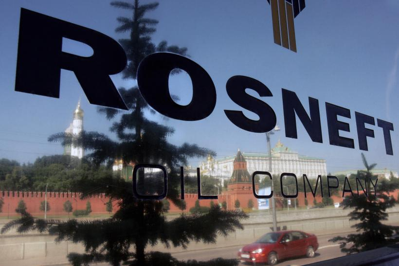 Rosneft sanctions