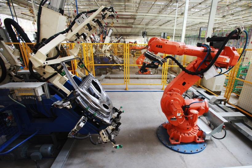 China industrial robot