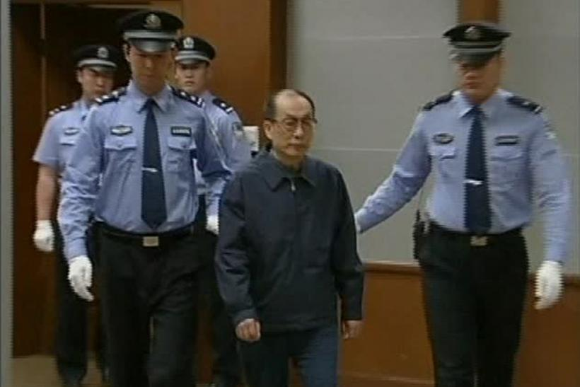 Chinese Lawmakers Consider Repealing Death Penalty For 9 Crimes