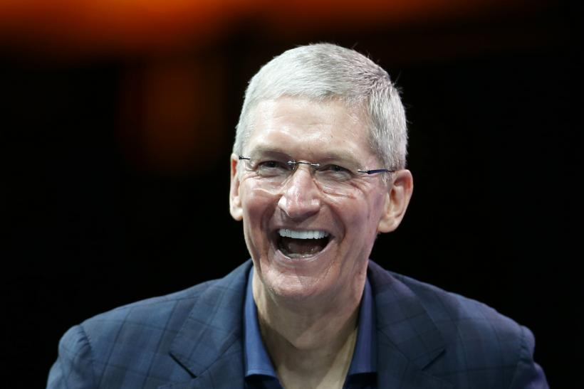 apple inc tim cook alibaba baba stock aapl