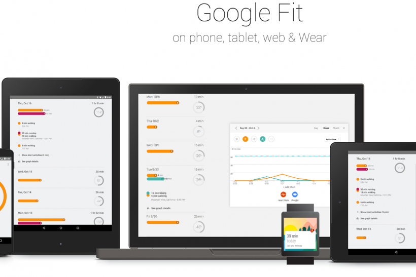 Google Fit android wear app release date