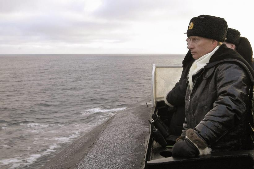 Vladimir Putin Is Trying To Increase Russian Influence In The Arctic Circle