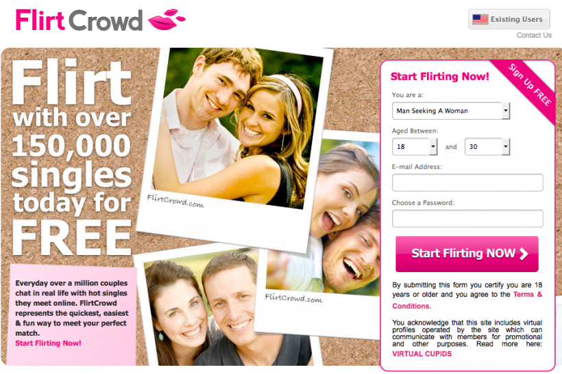 No sign up free dating sites