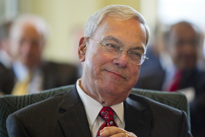 Boston Mayor Thomas Menino