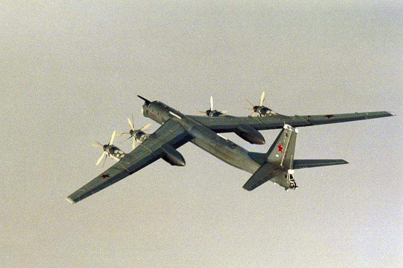Russias Entire Tu 95 Bear Bomber Fleet Grounded After Runway