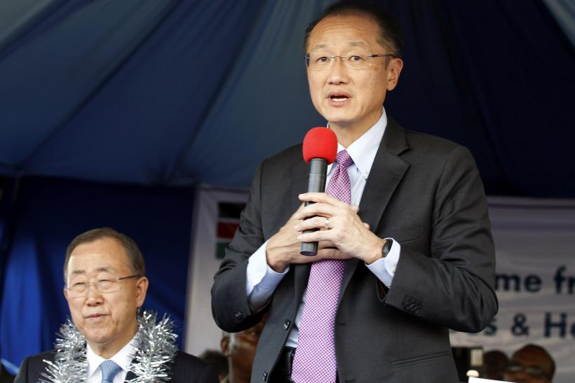 World Bank Group Jim Yong Kim