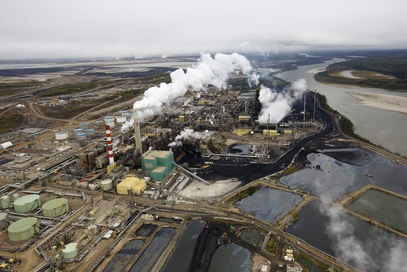 Suncor Oil Sands Plant