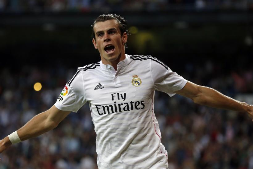 Gareth Bale Real Madrid 2014