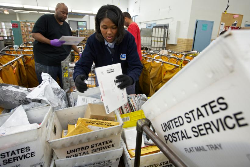 US Postal Service's Computer Networks Hacked, Chinese
