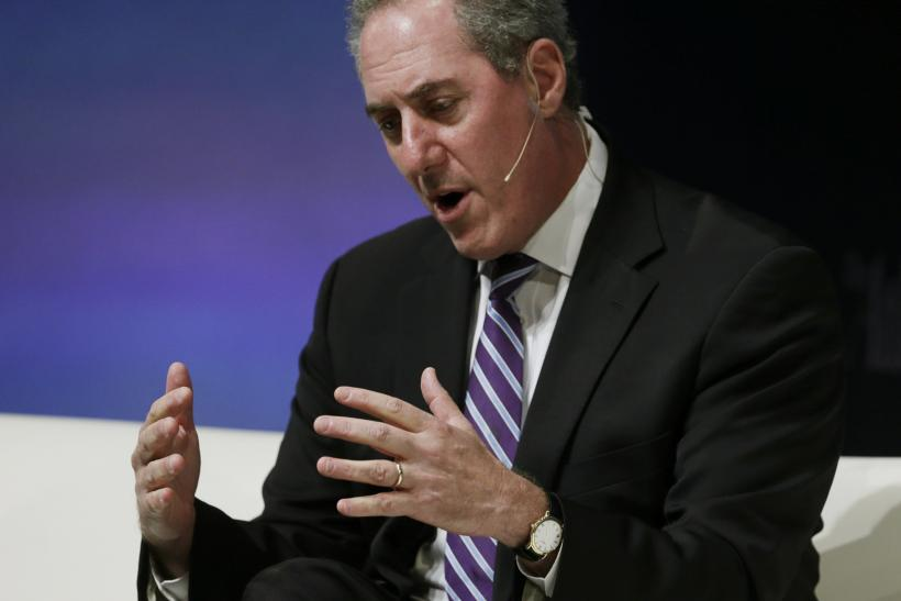 US Trade Rep Michael Froman