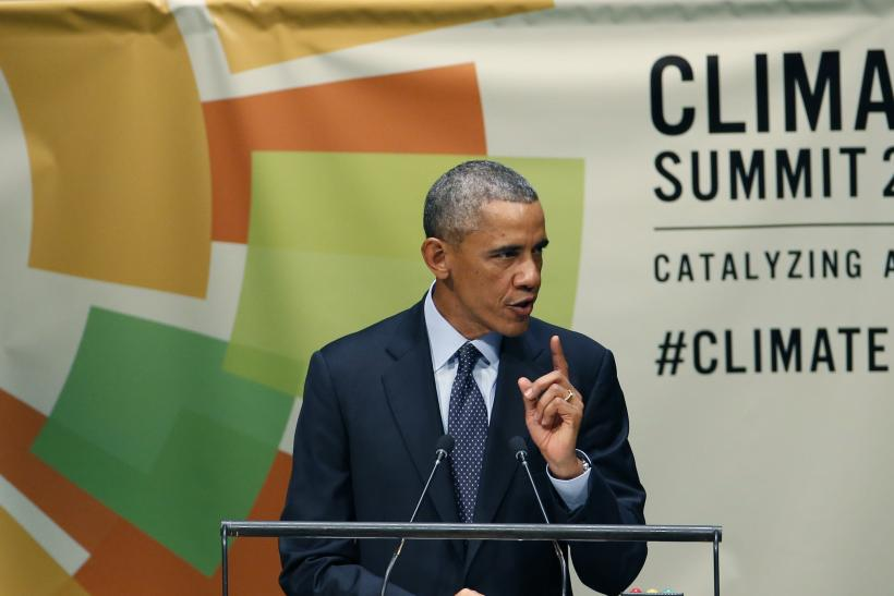 Obama Green Climate Fund