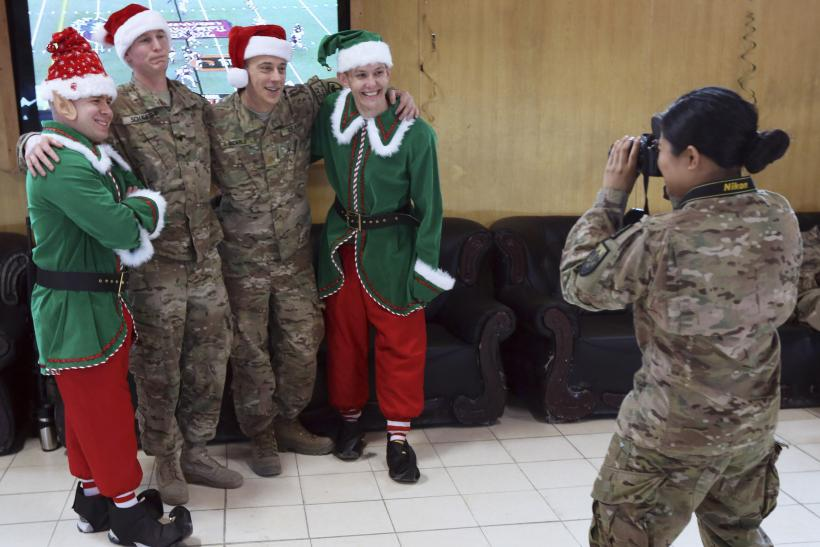 how to send christmas cards to soldiers overseas 2014 charities