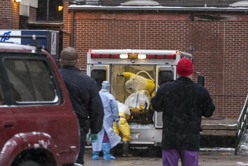 Ebola Patient In Nebraska