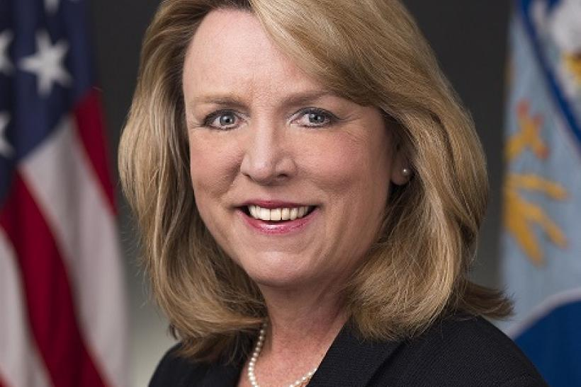 Women In The Air Force: Secretary Deborah Lee James Seeks To Open Up Male-Only Positions
