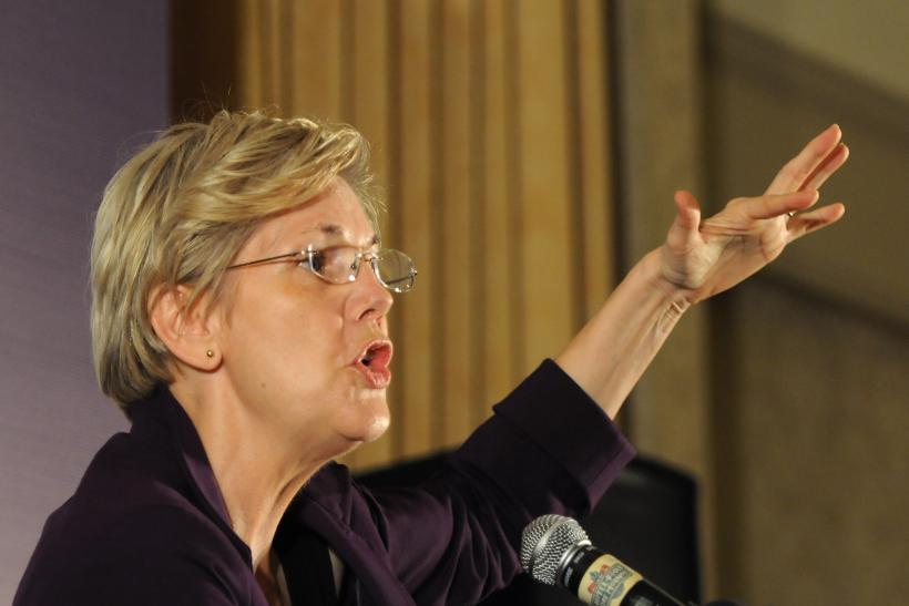 sen  warren puts walmart in her crosshairs a week ahead of