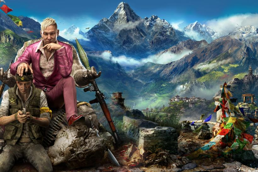 Far Cry 4 Release Date Here Players Experiencing Gameplay And