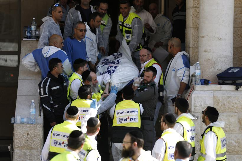 jerusalem synagogue attack