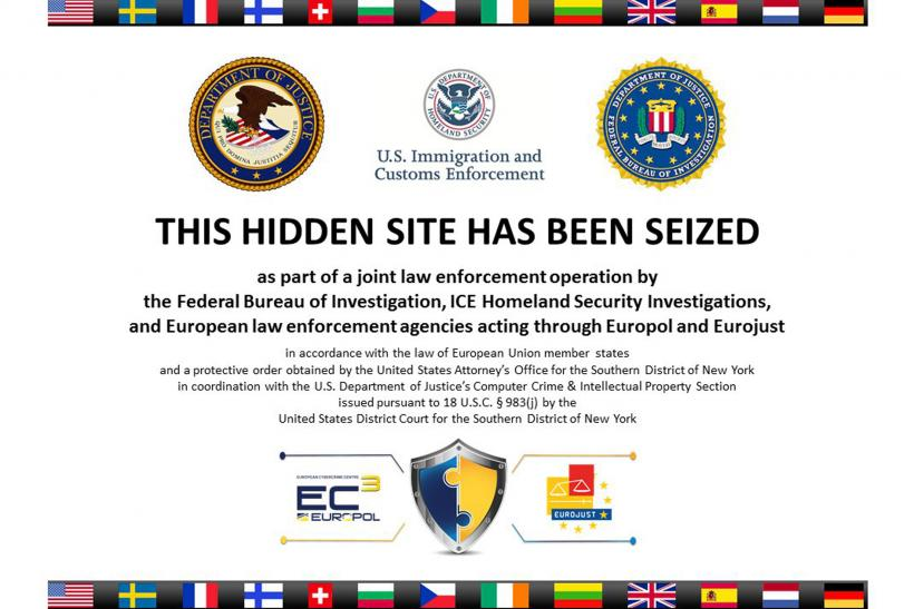 Silk Road 2.0 shutdown