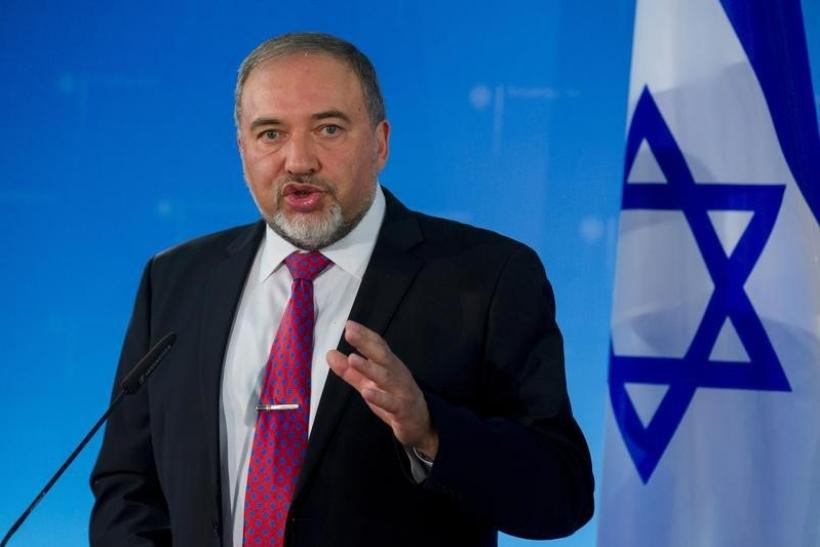 Israel's Foreign Minister Urges Government To Encourage Departure Of Arabs To Future Palestinian State