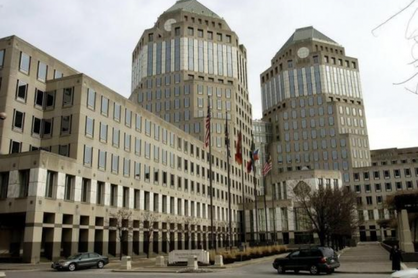 Procter & Gamble Headquarters, Jan. 28, 2005